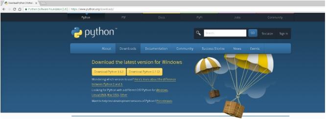 Сайт с Python