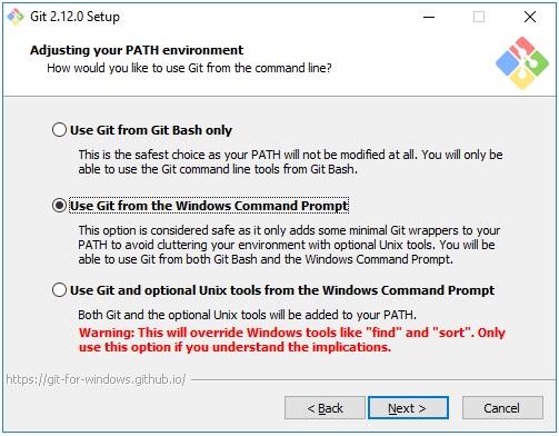 Способ использования Git