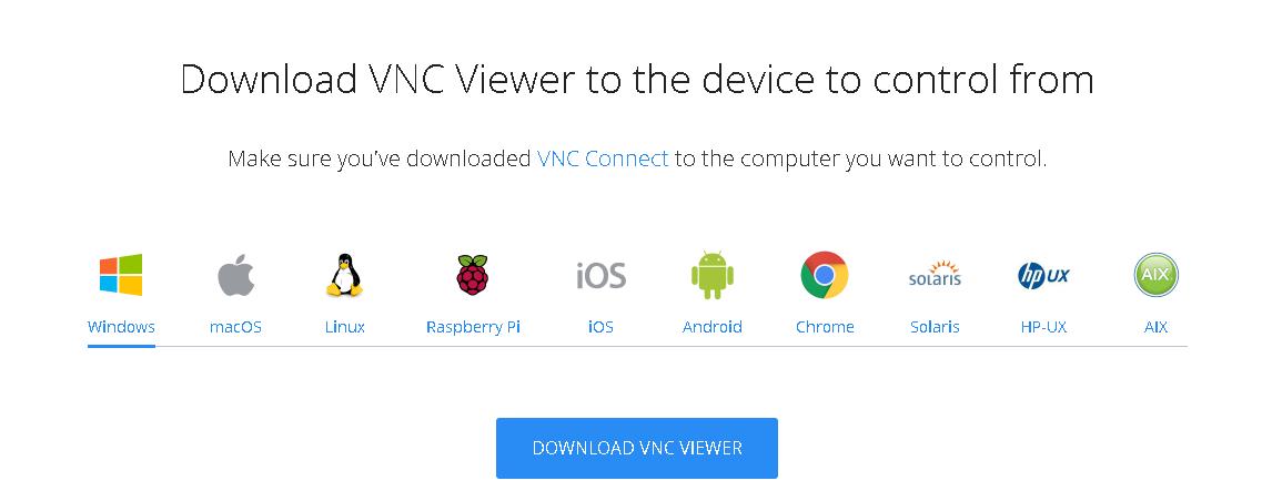 VNC site