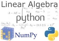 Линейная алгебра на Python